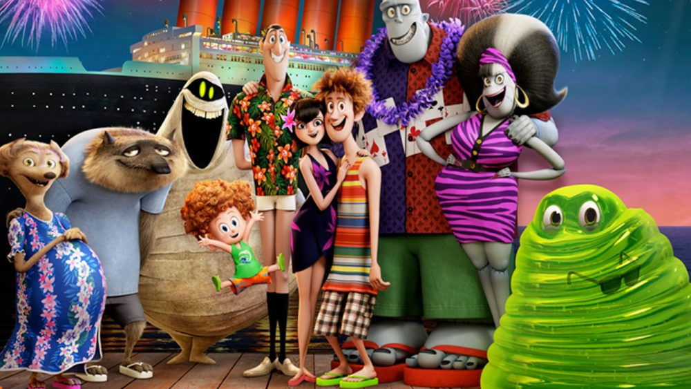 Members Screening of Hotel Transylvania 3 on July 7