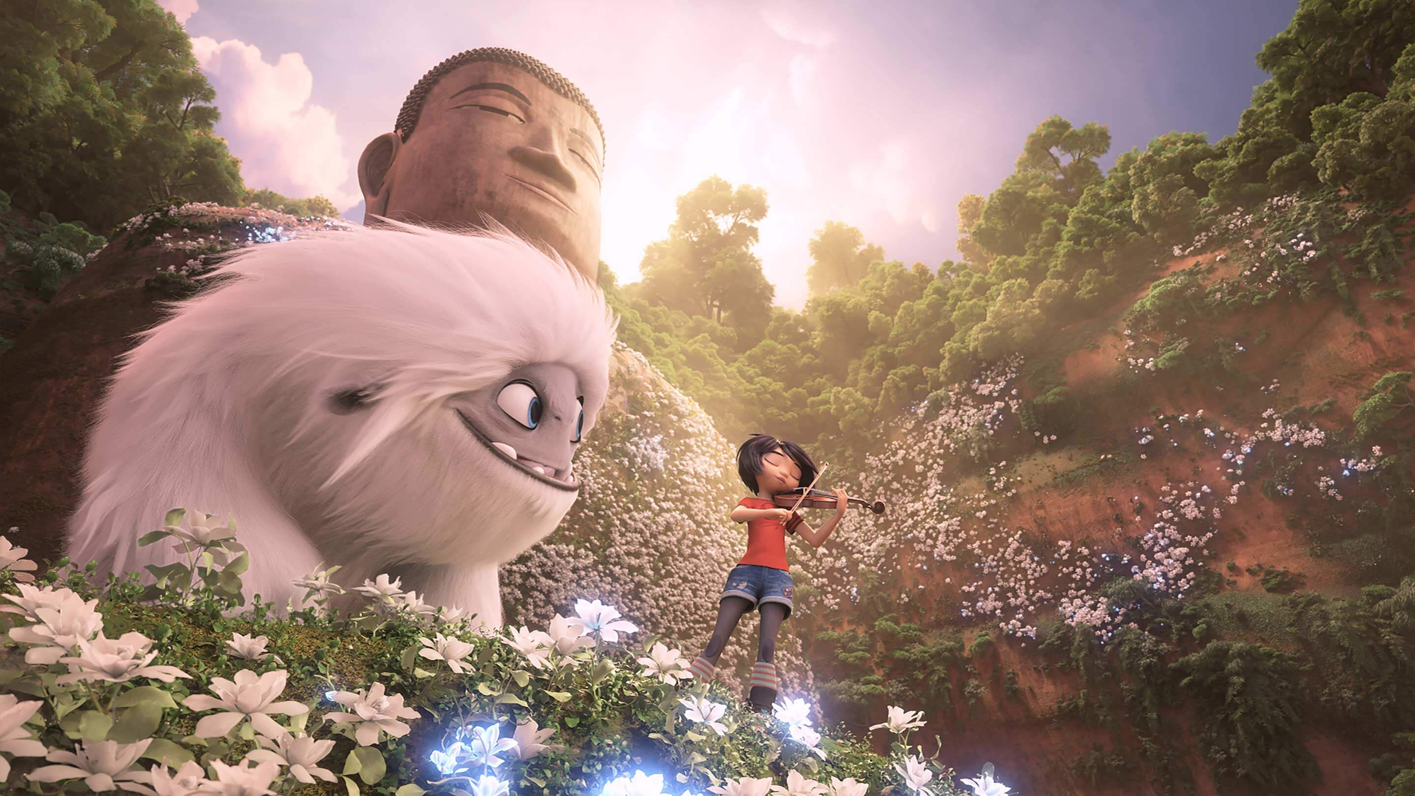 DreamWorks Animation and Pearl Studio Invites ASIFA Member +3 To An Advance Screening of Abominable