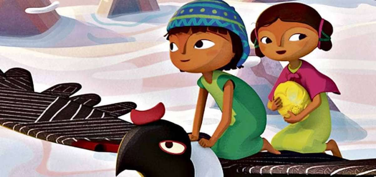 Netflix Invites You And Your Family (ASIFA Member +3) to a Special Screening of PACHAMAMA