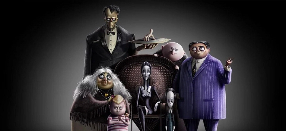 MGM and United Artists Invite You and Your Family (ASIFA Member +3) to a Special Screening of THE ADDAMS FAMILY