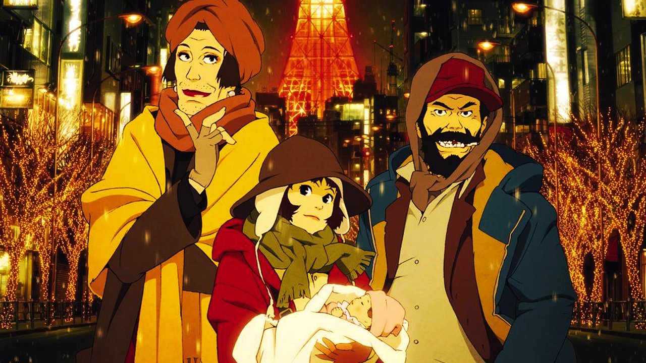GKIDS Invites Members to A Special Screening of Satoshi Kon's 'Tokyo Godfathers'