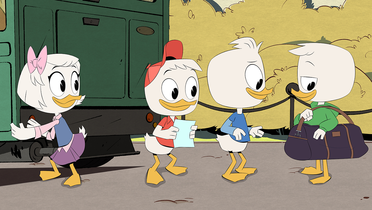Disney XD Invites members to a Special Preview Screening and Q&A for Ducktales