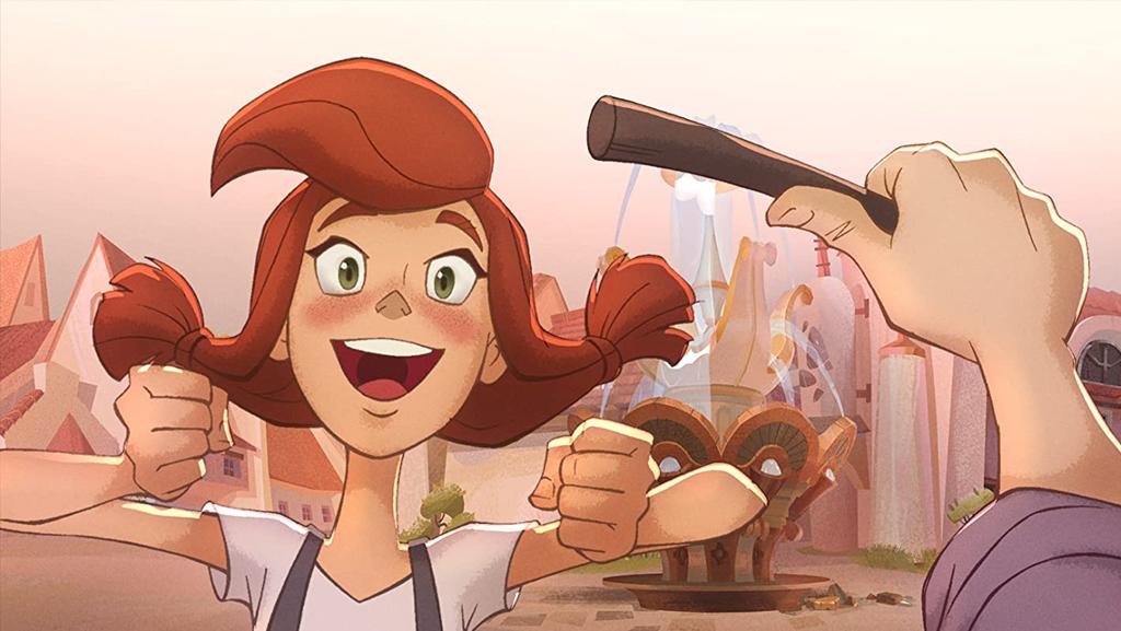 Members Online Screening of 'Ginger's Tale'